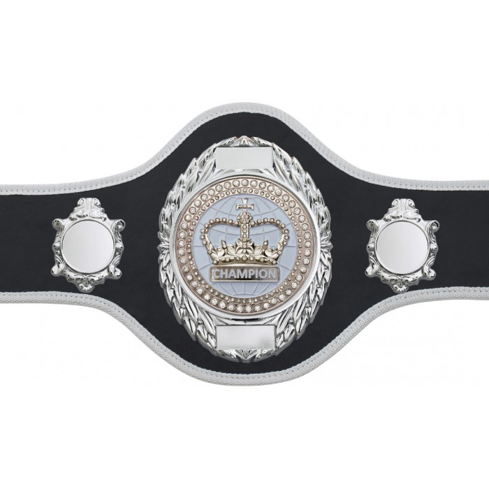 CHAMPIONSHIP BELT PRO286/S/WHTGEM - AVAILABLE IN 10+ COLOURS