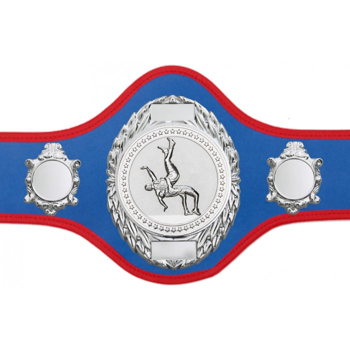 WRESTLING CHAMPIONSHIP BELT-PRO286/S/WRESTS-10+ COLOURS