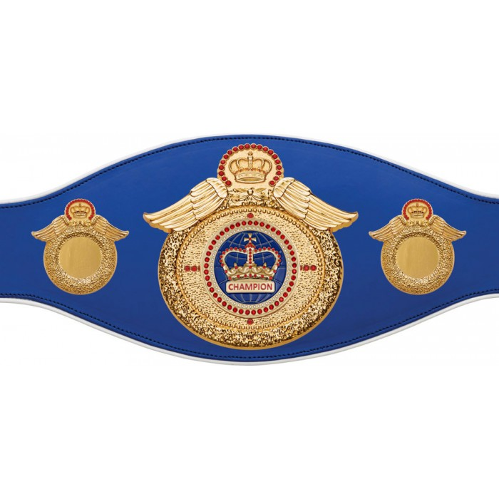 CHAMPIONSHIP BELT PROWING/G/BLUGEM - AVAILABLE IN 6+ COLOURS