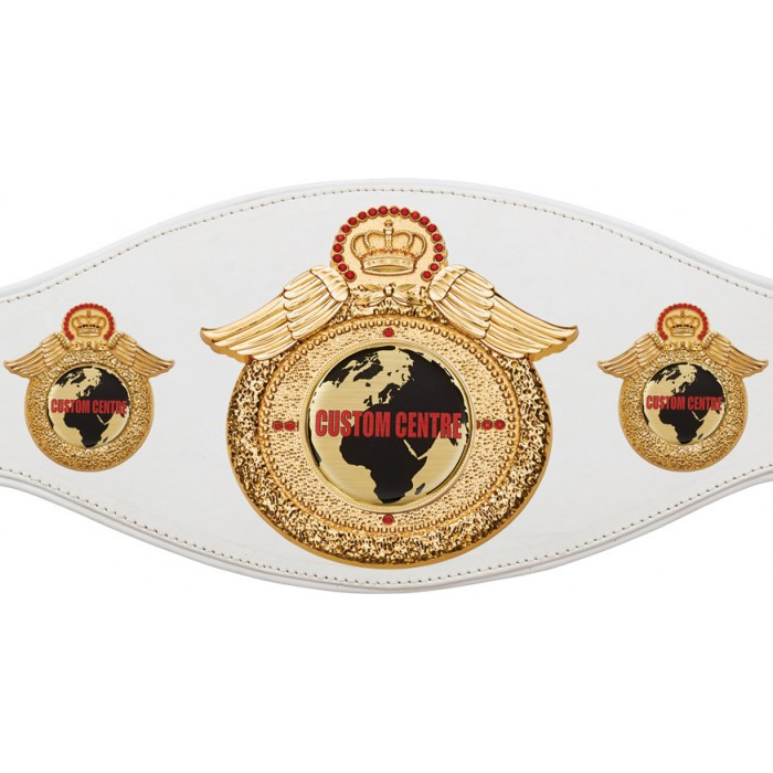 CUSTOM CHAMPIONSHIP BELT PROWING/G/CUSTOM - AVAILABLE IN 7 COLOURS