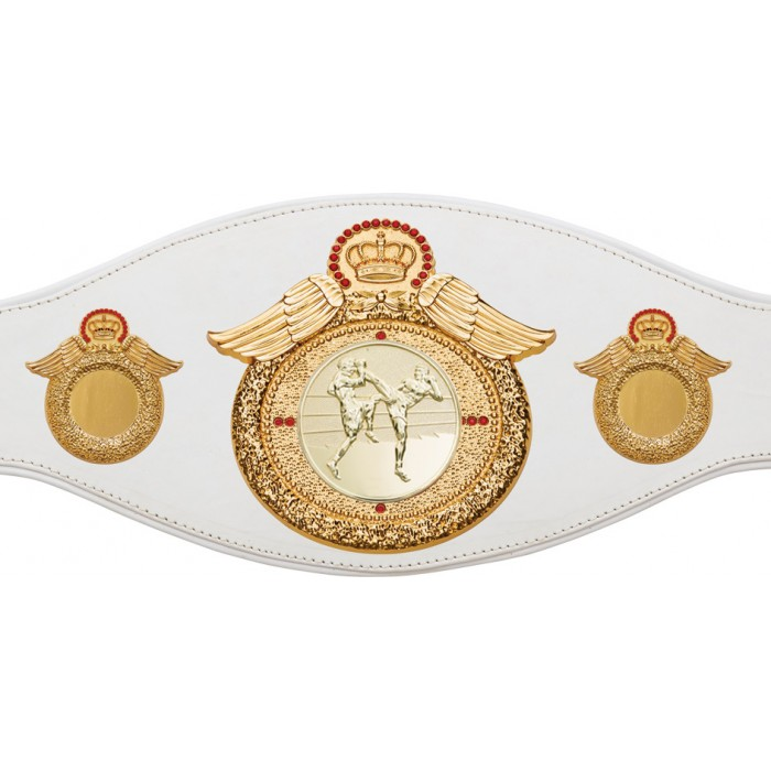 KICKBOXING CHAMPIONSHIP BELT-PROWING/G/KBOG-6+ COLOURS