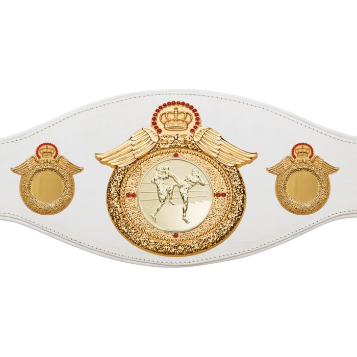 THAI BOXING CHAMPIONSHIP BELT-PROWING/G/TBOG-6+ COLOURS