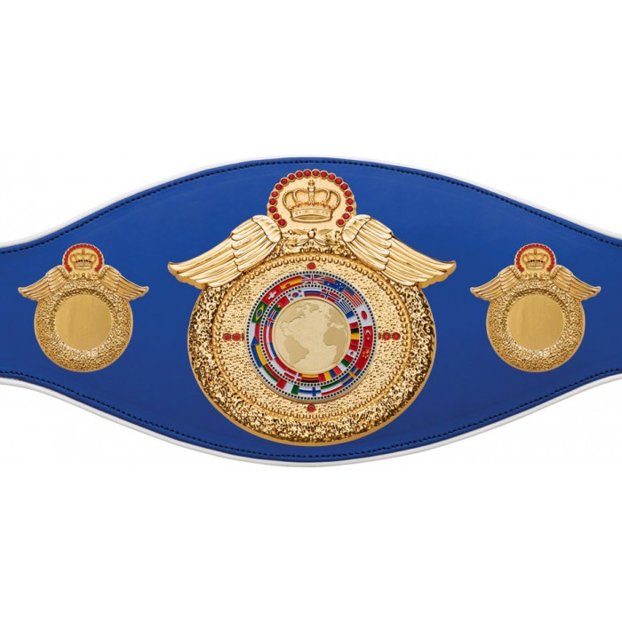 CHAMPIONSHIP BELT PROWING/G/FLAGG - AVAILABLE IN 6+ COLOURS