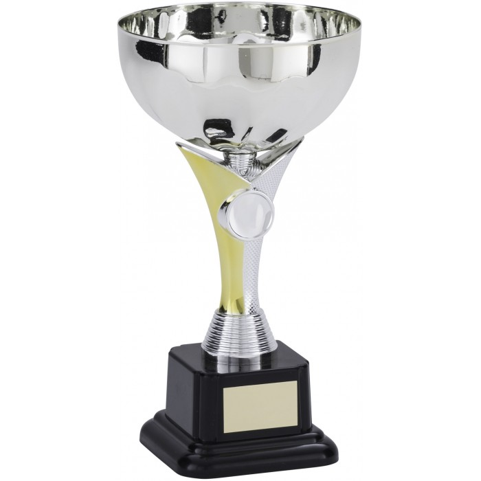 SILVER XL TROPHY CUP ON NEW V RISER AVAILABLE IN 4 SIZES