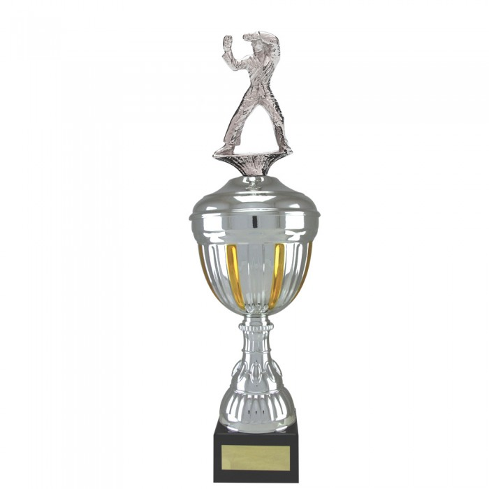 KATA FIGURE METAL TROPHY  - AVAILABLE IN 4 SIZES