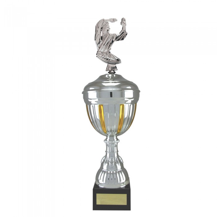 KATA METAL TROPHY  - AVAILABLE IN 4 SIZES