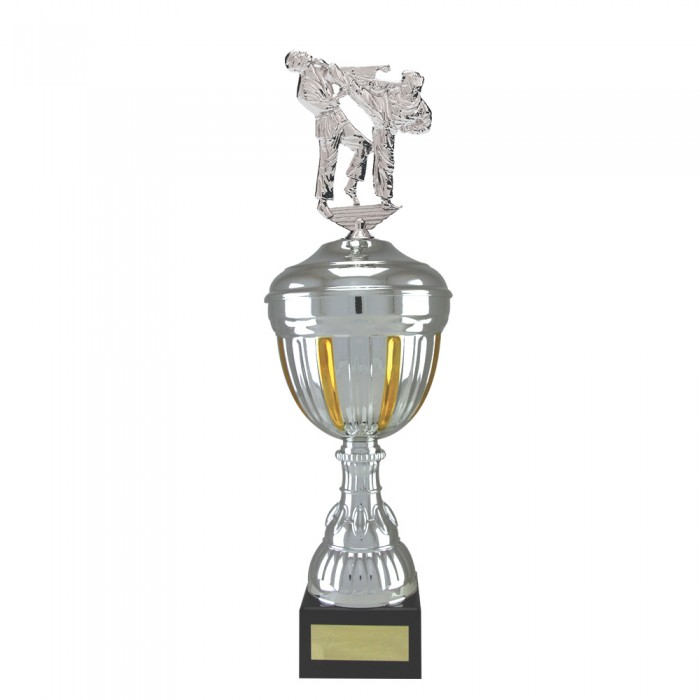 SIDE KICK METAL TROPHY  - AVAILABLE IN 4 SIZES