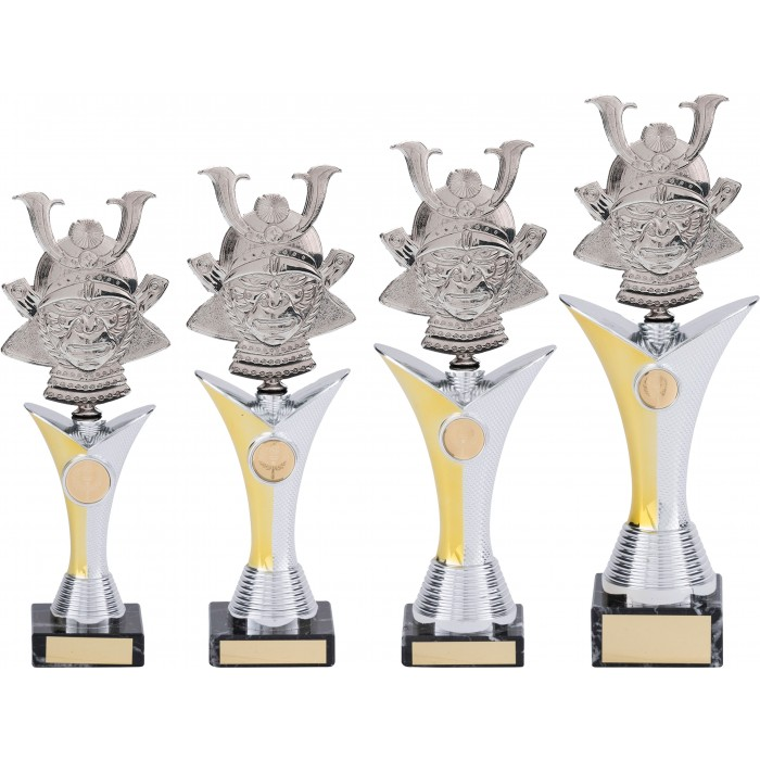 SAMURAI TAEKWONDO TROPHY - AVAILABLE IN 4 SIZES