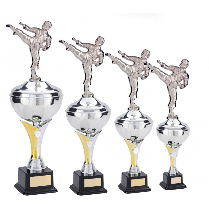 V-RISER CUP WITH SIDE KICK HEAVY METAL FIGURE - AVAILABLE IN 4 SIZES