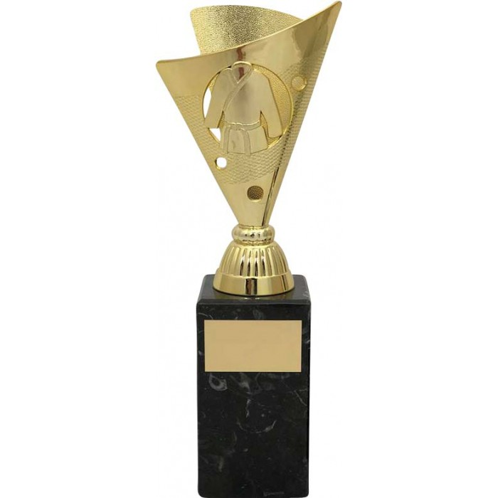 GOLD BUDGET AWARD - MARTIAL ARTS CUP - 3 SIZES