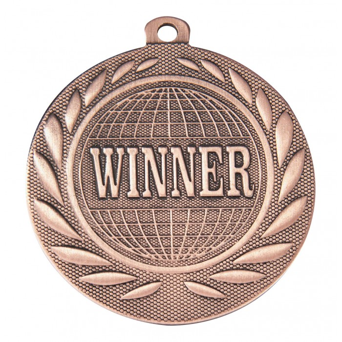 BRONZE WINNER 50MM MEDAL ***SPECIAL OFFER 50% OFF RIBBON PRICE***