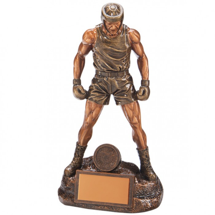 ULTIMATE BOXING RESIN AWARD - 4 SIZES STARTING FROM 8''