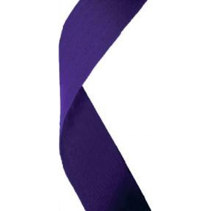 22mm purple ribbon
