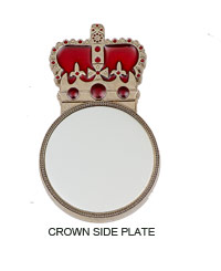 CROWN-SIDE-PLATE