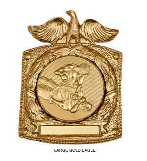 GOLD-LARGE-EAGLE